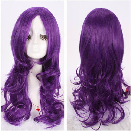 Inspired by My Little Pony Wig Purple Wavy