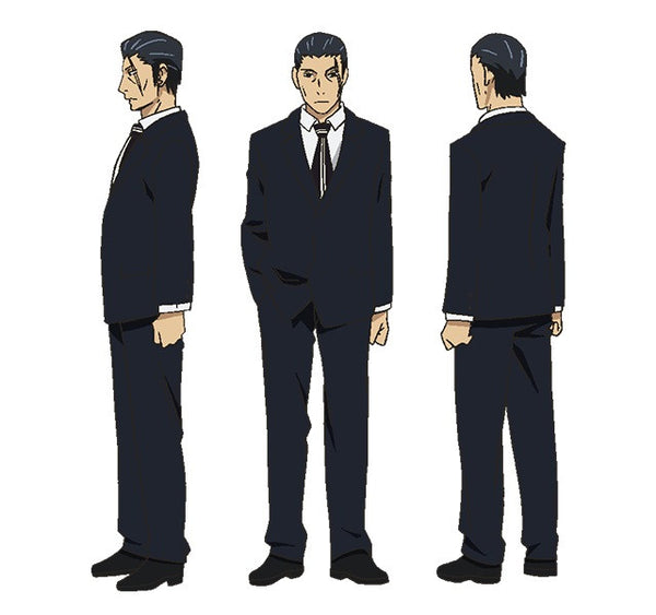 Custom Tailor Made Cosplay Costume Inspired by Masamune Kido from World Trigger