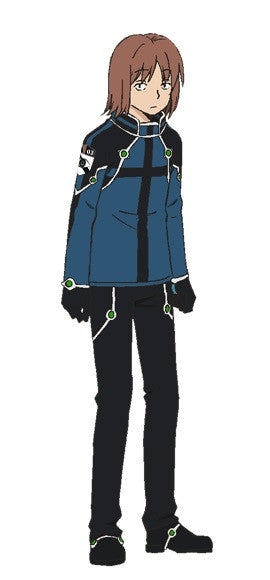 Custom Tailor Made Cosplay Costume Inspired by Shirou Kikuchihara from World Trigger