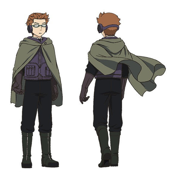 Custom Tailor Made Cosplay Costume Inspired by Shouhei Kodera from World Trigger