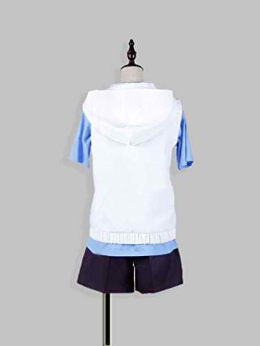 Inspired by Kagerou Project MekakuCity Actors Hibiya Cosplay Costume