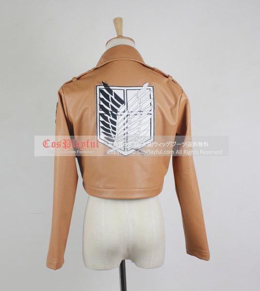 Inspired by Attack on Titan Jacket