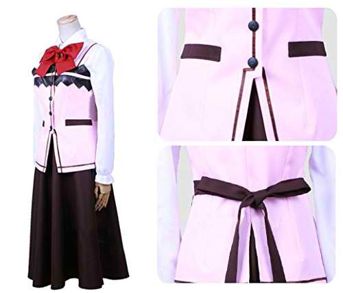 Inspired by Is the Order a Rabbit? Hoto Kokoa Cosplay Costume - Ver 2