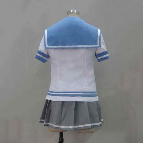Inspired by Kantai Collection Hamakaze Uniform Costume