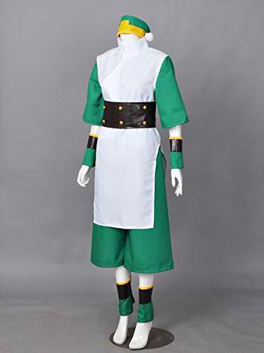 Inspired by Legend of Korra Toph Cosplay Costume