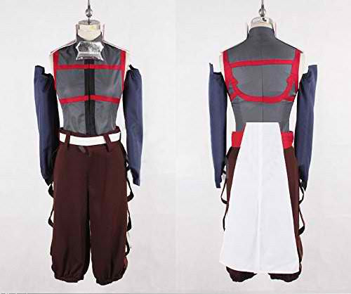 Inspired by Log Horizon Akatsuki Cosplay Costume