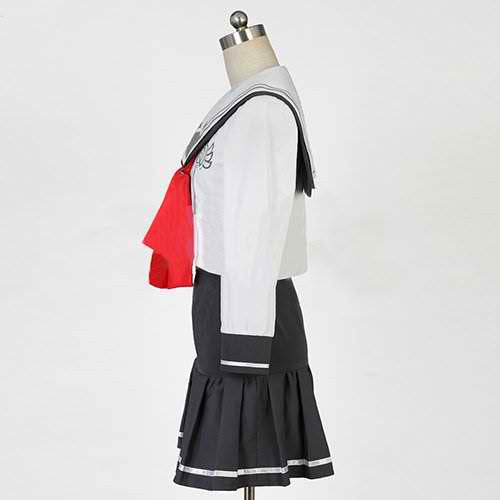 Inspired by Norn9 Koharu School Uniform Costume