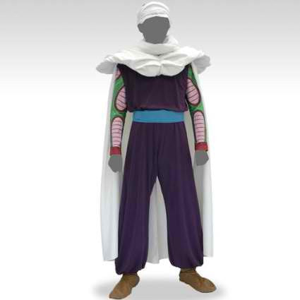Inspired by Dragon Ball Z Piccolo Cosplay Costume - Ver 2
