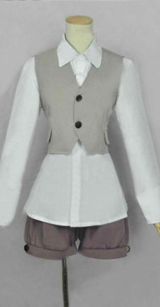 Inspired by Inu X Boku Ss Shirakiin Ririchiyo Cosplay Costume - Ver 4