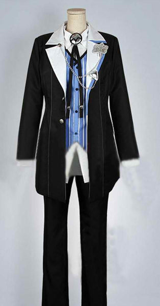 Inspired by Amnesia Ikki Cosplay Costume - Ver 2 - Cosplayful