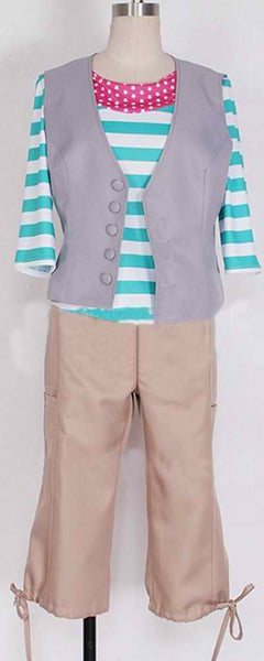 Inspired by Brothers Conflict Asahina Futo Cosplay Costume - Ver 1