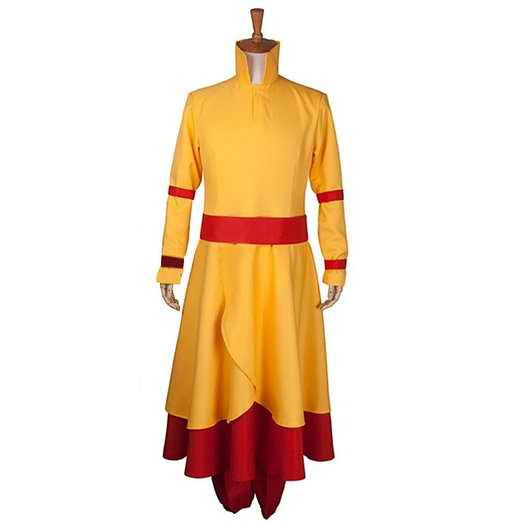 Inspired by Legend of Korra Tenzin Cosplay Costume