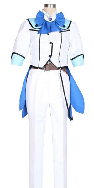 Inspired by Cute High Earth Defense Club Love! En Yufuin Cosplay Costume- Ver 1