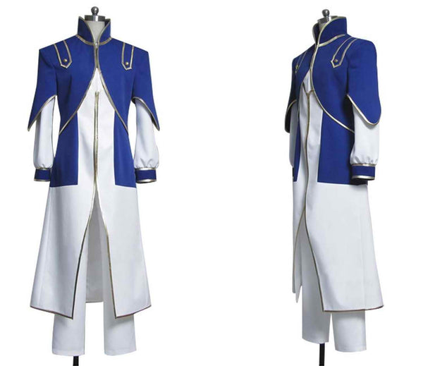 Inspired by Yu-Gi-Oh ZEXAL ???? Christopher creed Cosplay Costume