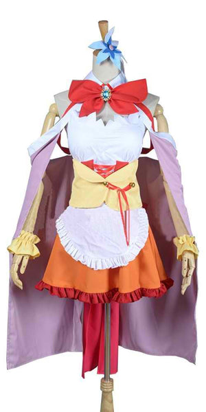 Inspired by No Game No Life Stephanie Dora Cosplay Costume