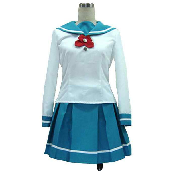 Inspired by The Idolmaster School Uniform for Girls Costume