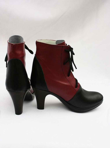 Inspired by Black Butler Grell Sutcliff Cosplay Boots