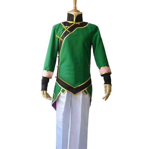 Inspired by RWBY Lie Ren Cosplay Costume