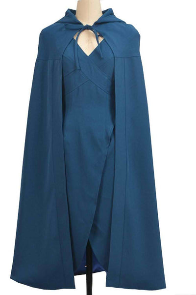 Inspired by Game of Thrones Daenerys Targaryen Cosplay Costume - Ver 2