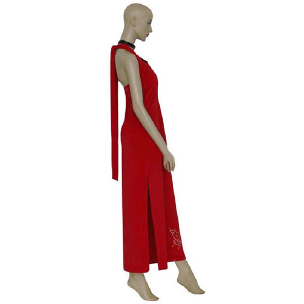 Inspired by Resident Evil 4 Ada Wong Red Dress Costume