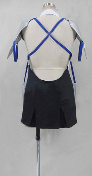 Inspired by Is It Wrong to Try to Pick Up Girls in a Dungeon? Aizu Cosplay Costume