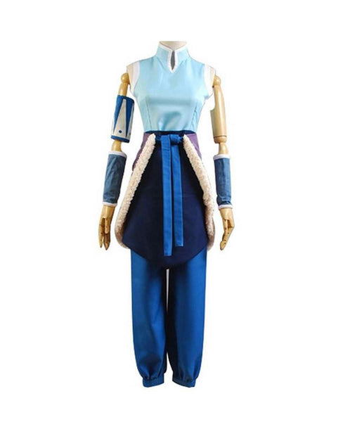 Inspired by Legend of Korra Korra Cosplay Costume