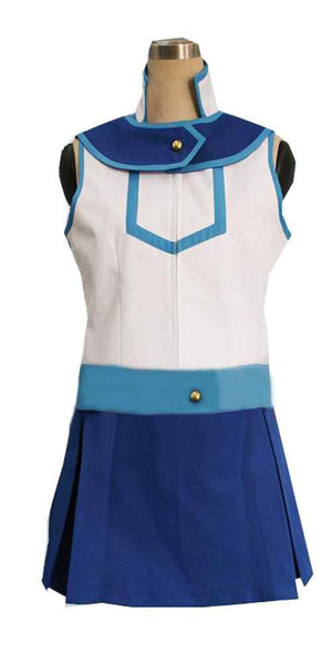 Inspired by Yu Gi Oh! Alexis Rhodes Uniform Cosplay Costume