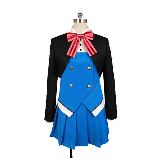 Inspired by Kin-iro Mosaic Shinobu Omiya Cosplay Costume