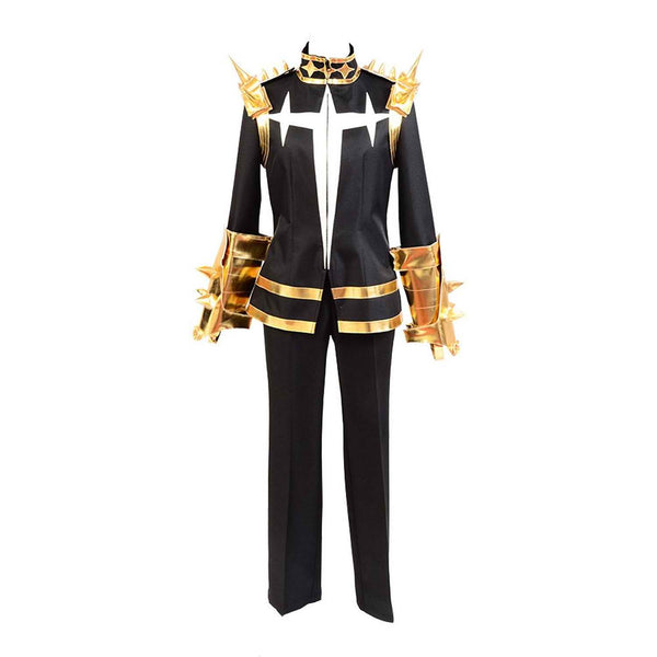 Inspired by KILL la KILL Ira Gamagoori Final Form Black Cosplay Costume
