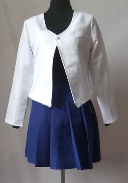 Inspired by Future Diary Gasai Yuno Cosplay Costume - Ver 2