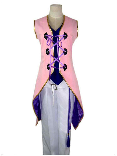 Inspired by Tales of Symphonia Zelos Wilder Cosplay Costume
