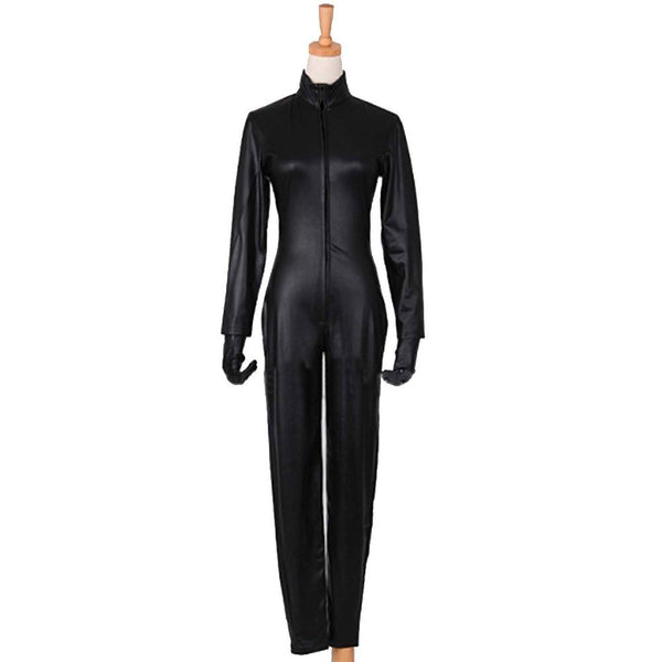Inspired by Durarara!! Celty Sturluson Jumpsuit Cosplay Costume