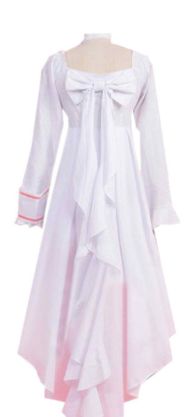Inspired by Vampire Knight Kuran Yuki White Dress Cosplay Costume
