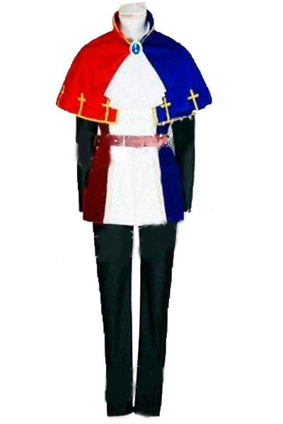 Inspired by Sound Horizon marchen Tettere Prince Cosplay Costume