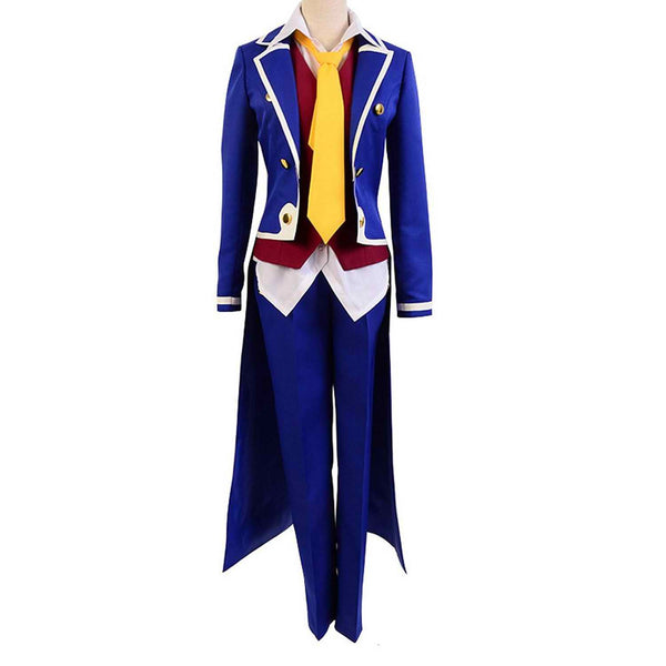Inspired by No Game No Life Sora Suit Cosplay Costume
