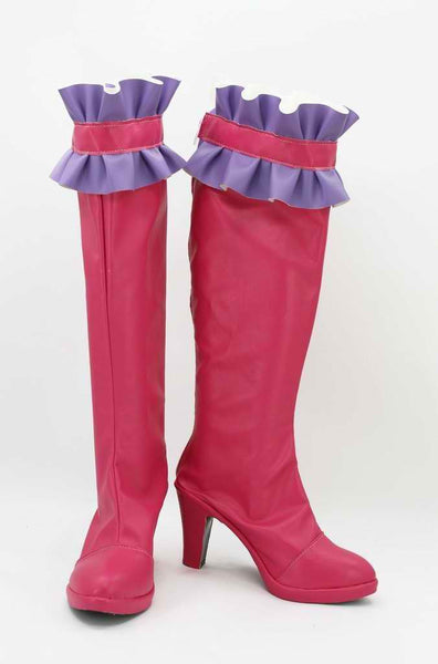 Inspired by No Game No Life Stephanie Dora Cosplay Boots