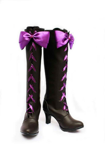 Inspired by Black Butler 2 Alois Trancy Cosplay Boots