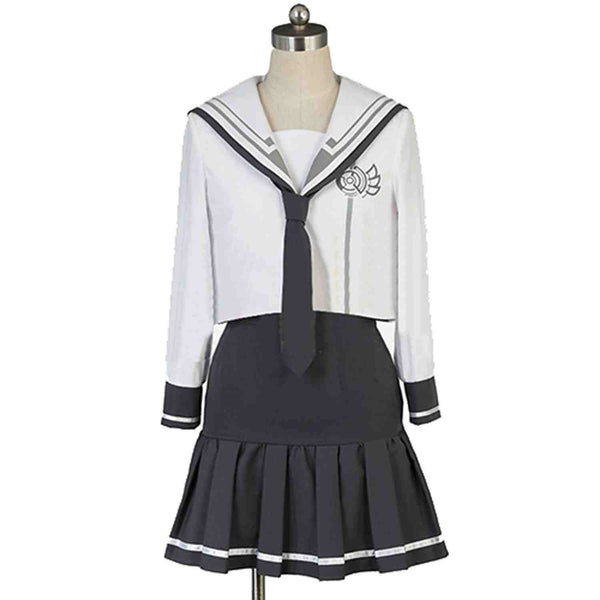 Inspired by Norn9 Nanami Shiranui Uniform Costume