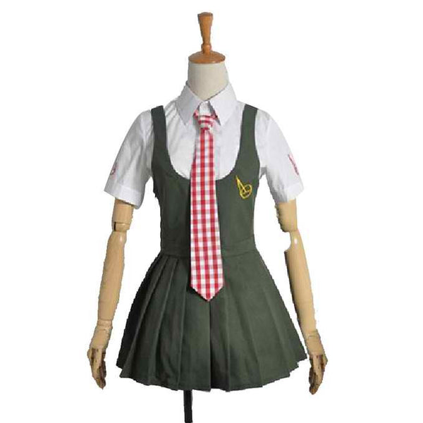 Inspired by Danganronpa: Trigger Happy Havoc Mahiru Koizumi Cosplay Costume