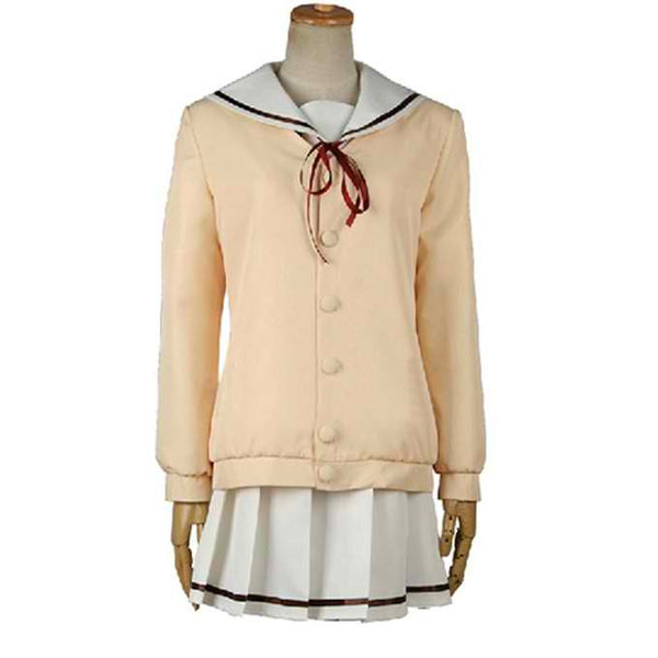 Inspired by Is the Order a Rabbit? Mocha Hoto Cosplay Costume - Ver 1