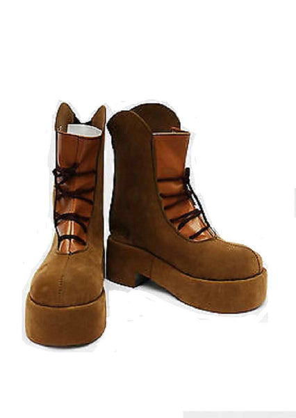 Inspired by Axis Powers Hetalia Switzerland Cosplay Boots - Ver 2