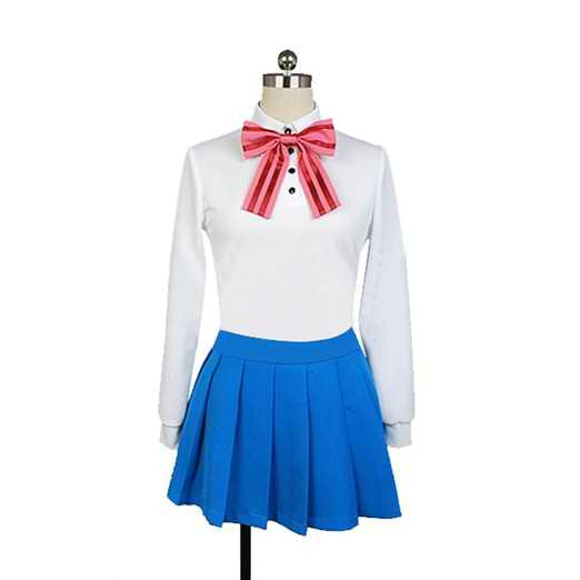 Inspired by Kin-iro Mosaic Karen Kujo Cosplay Costume