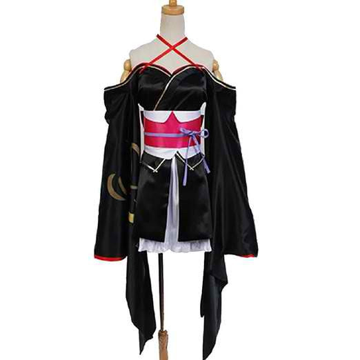 Inspired by Unbreakable Machine-doll Yaya Cosplay Costume