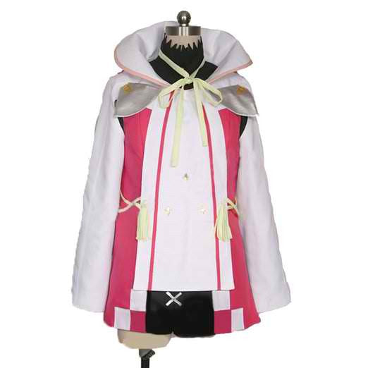 Inspired by Tales of Zestiria Arisha Cosplay Costume