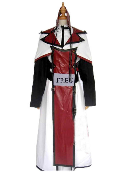 Inspired by GUILTY GEAR XX Kai Kisuku Cosplay Costume