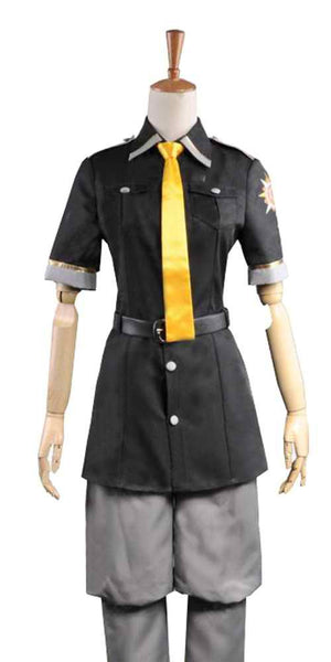 Inspired by Kamigami No Asobi: Ludere Deorum Totsuka Tsukito Cosplay Costume