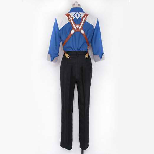 Inspired by Tales of Xillia 2 Ludger Will Kresnik Cosplay Costume