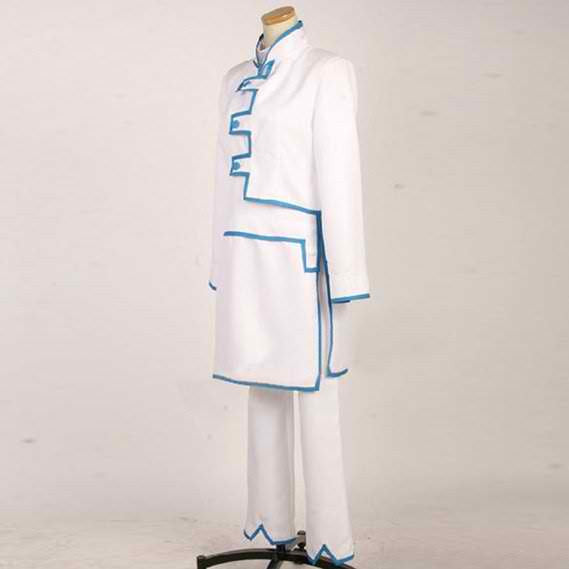 Inspired by Jojo's Bizarre Adventure Rohan Kisibe Cosplay Costume - Ver 1