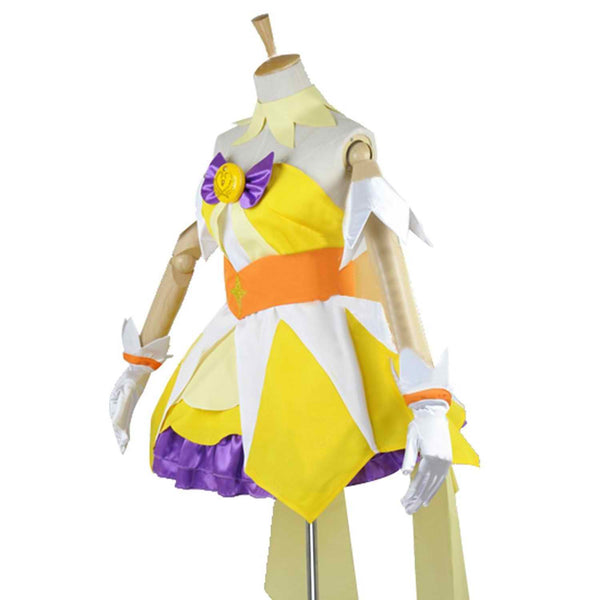 Inspired by Go! Princess PreCure Kirara Amanogawa Twinkle Cosplay Costume