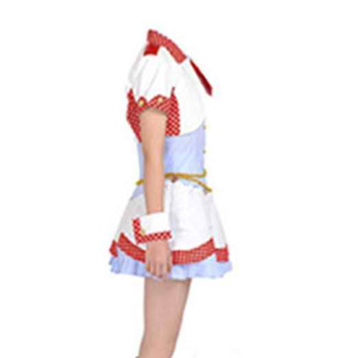 Inspired by The Idolmaster Haruka Amami Cosplay Costume - Ver 1 HQ